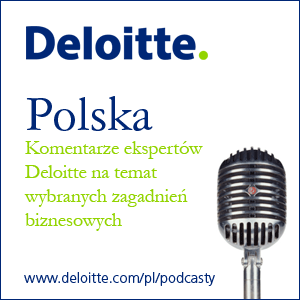 Podcasty Deloitte